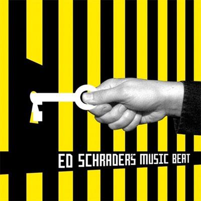 ED SCHRADER'S MUSIC BEAT POCHETTE NOUVEL ALBUM PARTY JAIL
