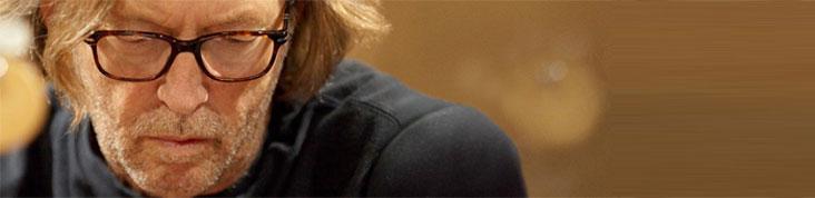 ERIC CLAPTON : NOUVEL ALBUM OLD SOCK EN ECOUTE EN AVANT-PREMIERE