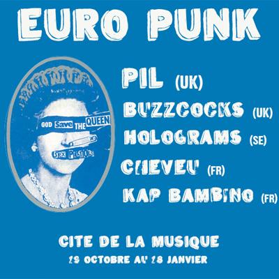 AFFICHE EUROPUNK 2013