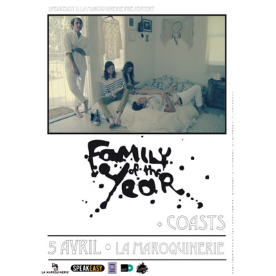 FLYER FAMILY OF THE YEAR CONCERT MAROQUINERIE 2014