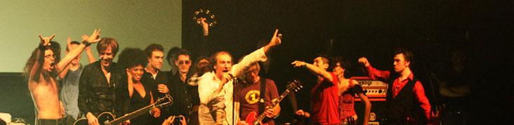 THE JIM JONES REVUE, THE BELLRAYS & THE LEGENDARY TIGERMAN @ FESTIVAL COOL SOUL 2011