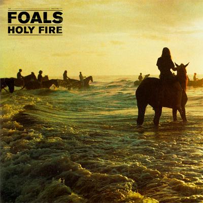 FOALS POCHETTE NOUVEL ALBUM HOLY FIRE