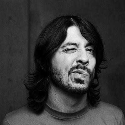 PORTRAIT DAVE GROHL