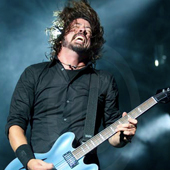 FOO FIGHTERS LIVE REPORT