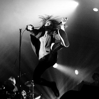 FOXYGEN LIVE PITCHFORK MUSIC FESTIVAL PARIS 2014