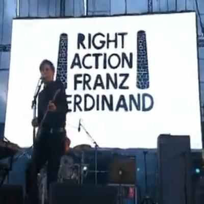FRANZ FERDINAND LIVE LOLLAPALOOZA BRASIL 2013