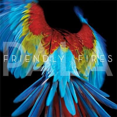 FRIENDLY FIRES POCHETTE PALA