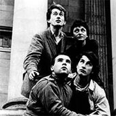 GANG OF FOUR BIOGRAPHIE