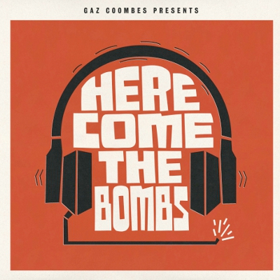 GAZ COOMBES POCHETTE HERE COME THE BOMBS