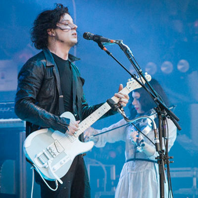 JACK WHITE LIVE GLASTONBURY 2014