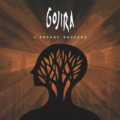 GOJIRA POCHETTE NOUVEL ALBUM L'ENFANT SAUVAGE