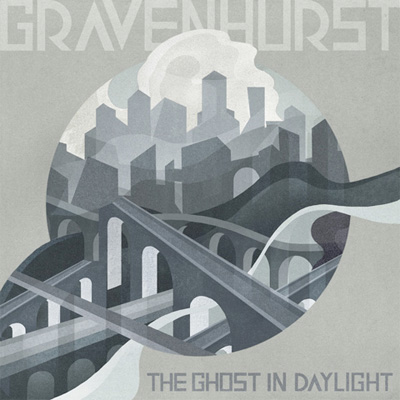 GRAVENHURTS POCHETTE THE GHOST IN DAYLIGHT