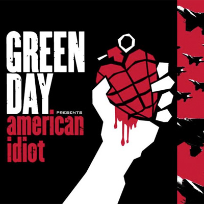 GREEN DAY AMERICAN IDIOT BROADWAY
