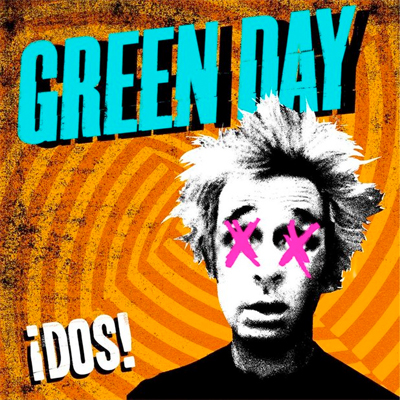 GREEN DAY POCHETTE NOUVEL ALBUM ¡DOS!