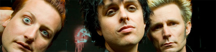 GREEN DAY : NOUVEAU SINGLE OH LOVE EN ECOUTE