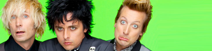 GREEN DAY : NOUVEL ALBUM ¡TRE! EN ECOUTE EN AVANT-PREMIERE, DOCUMENTAIRE ¡QUATRO! A VOIR EN INTEGRALITE