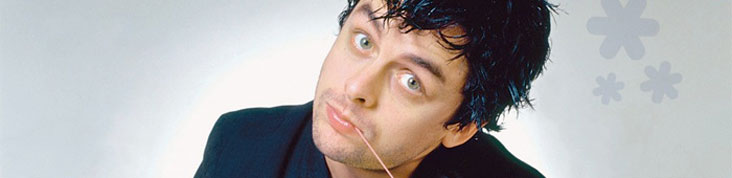 BILLIE JOE ARMSTRONG (GREEN DAY) A L'AFFICHE DU FILM AMERICAN IDIOT