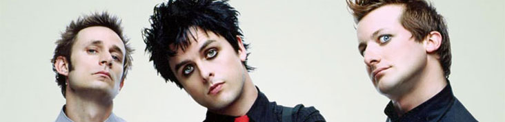GREEN DAY : 15 NOUVELLES CHANSONS DEVOILEES ET HOMMAGE A AMY WINEHOUSE