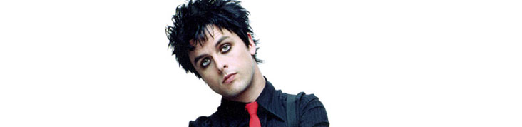 BACK IN TIME : LE JOUR OU BILLIE JOE ARMSTRONG (GREEN DAY) EST VENU AU MONDE