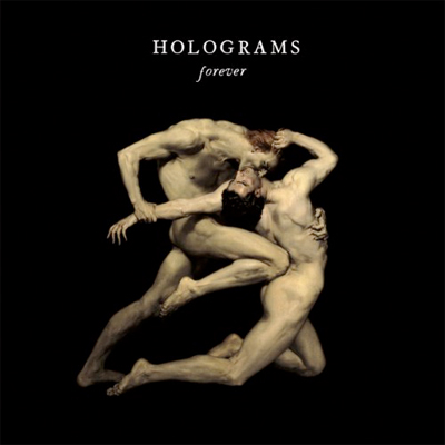 HOLOGRAMS POCHETTE SINGLE FLESH AND BONE