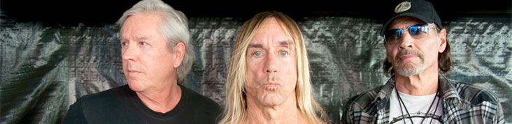 IGGY POP AND THE STOOGES : NOUVEL ALBUM READY TO DIE EN AVRIL