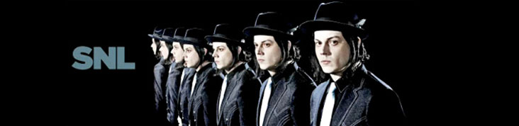 JACK WHITE : SA PREMIERE PRESTATION SOLO EN LIVE A REVIVRE EN VIDEO