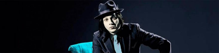 JACK WHITE : CONCERT EN DIRECT SUR INTERNET LE 27 AVRIL, ALBUM BLUNDERBUSS EN ECOUTE