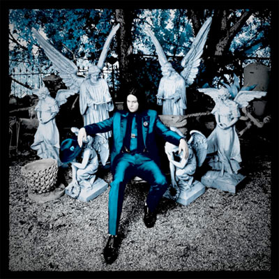 JACK WHITE POCHETTE NOUVEL ALBUM LAZARETTO