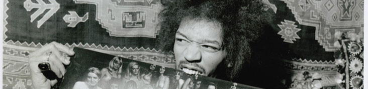 BACK IN TIME : LE JOUR OU JIMI HENDRIX NOUS A QUITTES