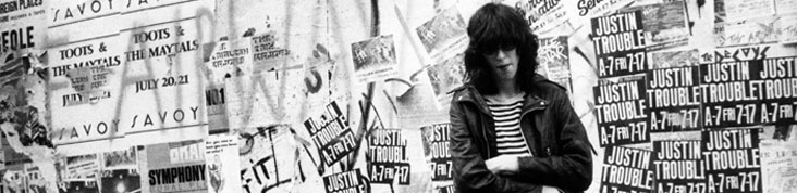 BACK IN TIME : LE JOUR OU JOEY RAMONE (RAMONES) NOUS A QUITTES