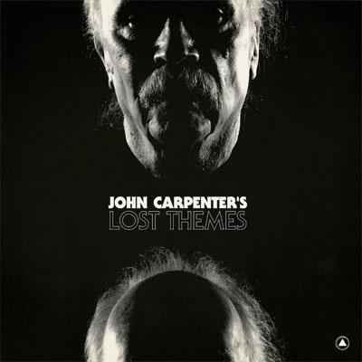 JOHN CARPENTER POCHETTE PREMIER ALBUM LOST THEMES