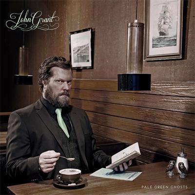 JOHN GRANT POCHETTE NOUVEL ALBUM PALE GREEN GHOSTS