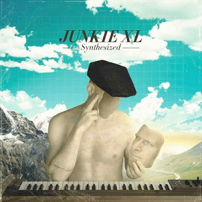 JUNKIE XL : NOUVEL ALBUM SYNTHESIZED EN ECOUTE EN AVANT-PREMIERE