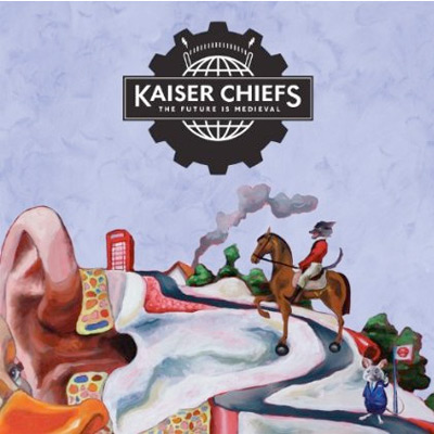 KAISER CHIEFS POCHETTE THE FUTURE IS MEDIEVAL