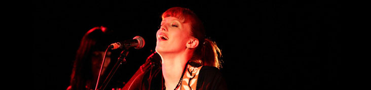 KAREN ELSON @ LA BOULE NOIRE 2010