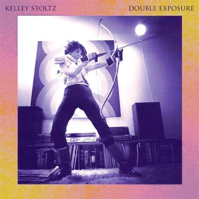 KELLEY STOLTZ POCHETTE NOUVEL ALBUM DOUBLE EXPOSURE