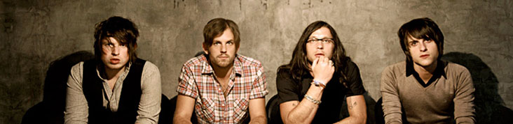 KINGS OF LEON INTERROMPT UN CONCERT À CAUSE DES PIGEONS