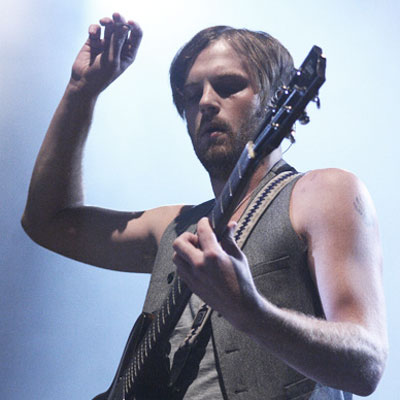 KINGS OF LEON CONCERT ZENITH 2008