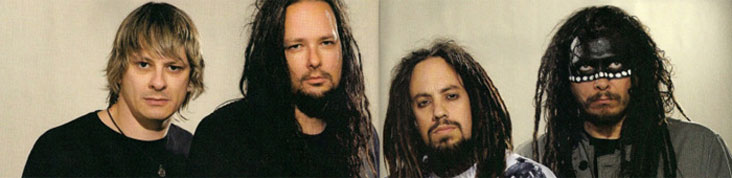 KORN DEVOILE LA VIDEO DE LET THE GUILT GO