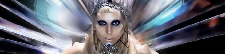 LADY GAGA DEVOILE LE CLIP DE BORN THIS WAY
