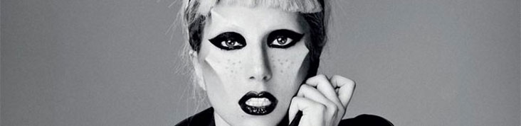 LADY GAGA REMIXEE PAR TWO DOOR CINEMA CLUB, METRONOMY, THE HORRORS ET GOLDFRAPP