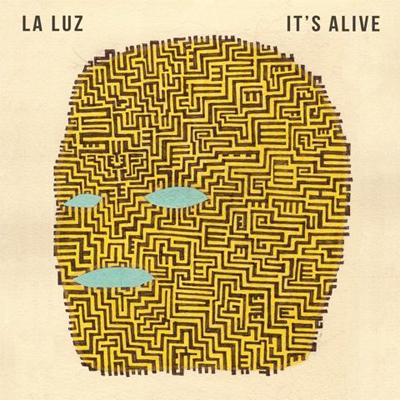 LA LUZ POCHETTE PREMIER ALBUM IT'S ALIVE
