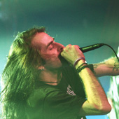 LAMB OF GOD LIVE REPORT