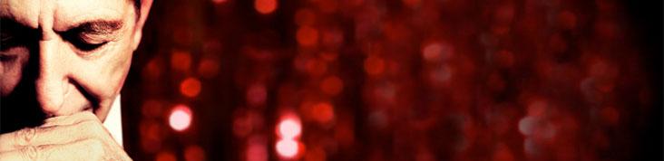 LEONARD COHEN : CONCERT A BERCY LE 18 JUIN 2013