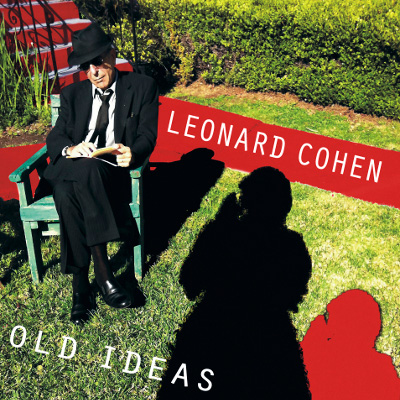 LEONARD COHEN POCHETTE OLD IDEAS