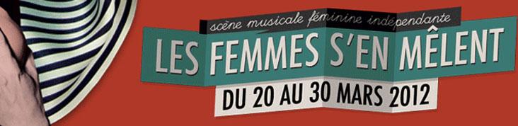 CONCOURS : GAGNEZ DES PLACES POUR LE FESTIVAL LES FEMMES S'EN MELENT