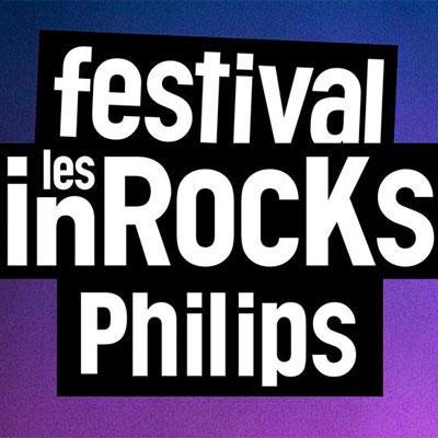 LOGO FESTIVAL LES INROCKS PHILIPS 2014