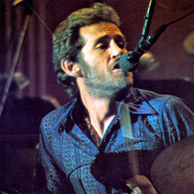 PORTRAIT LEVON HELM
