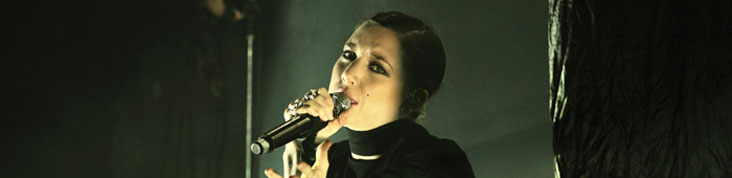 LYKKE LI @ LA CIGALE 2011