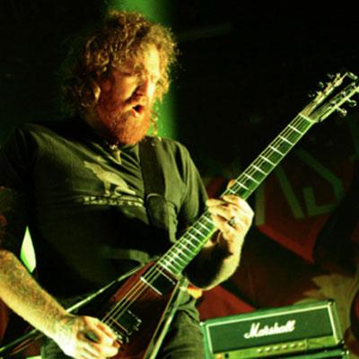 MASTODON LIVE BATACLAN 2012